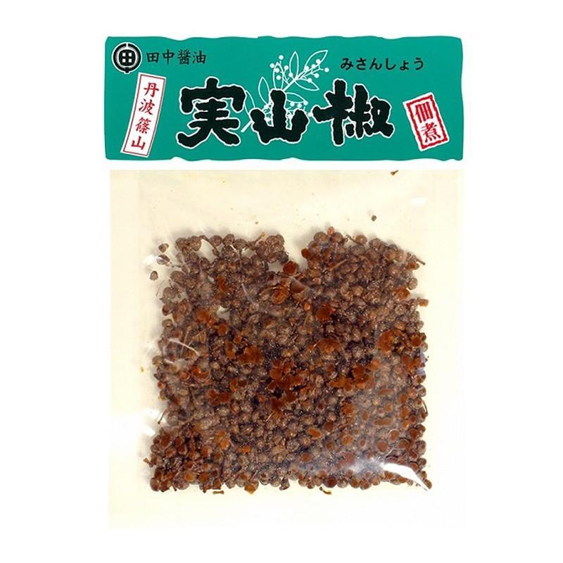 「ひょうごふるさと館」田中醤油店 実山椒佃煮(213-17) hyogo-tokusanhin