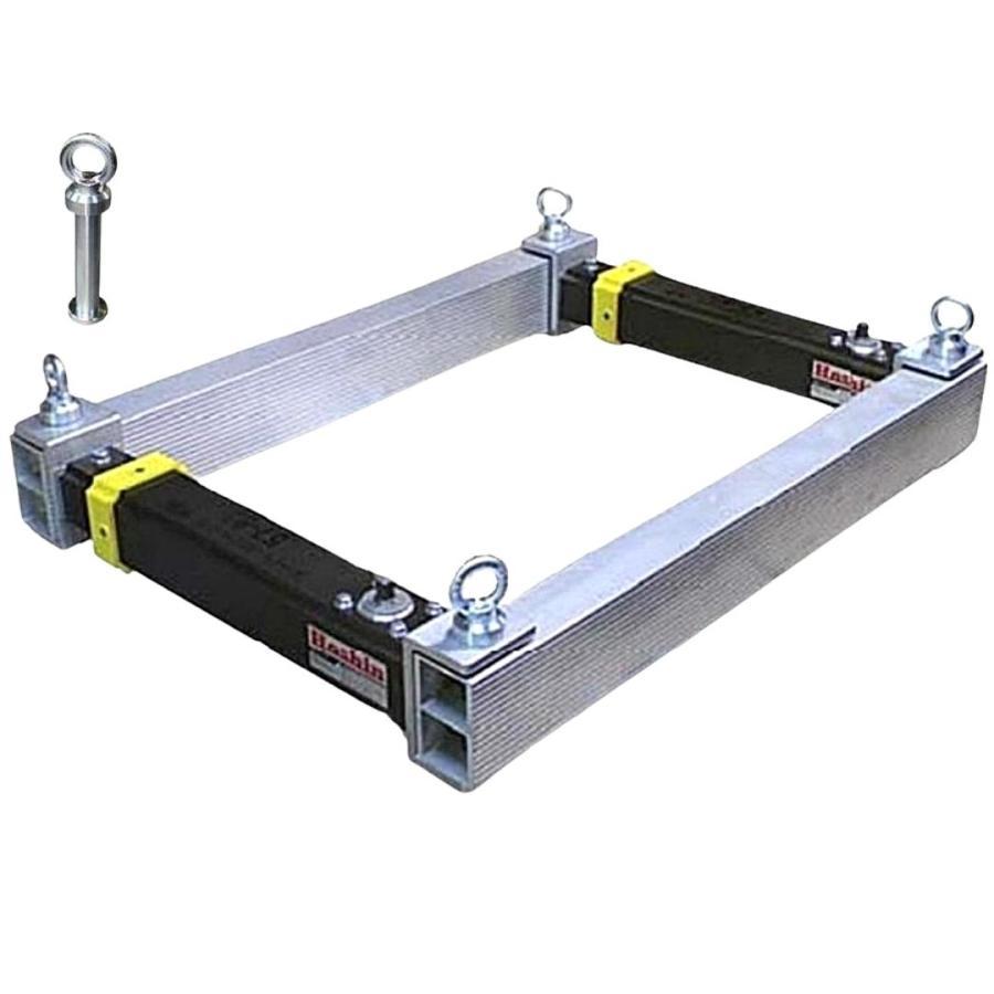 つっぱり名人1010A型 2J4+アルミ腹起し1m(1000mm) 2J用連結ピン×4本 ホーシン  Hoshin