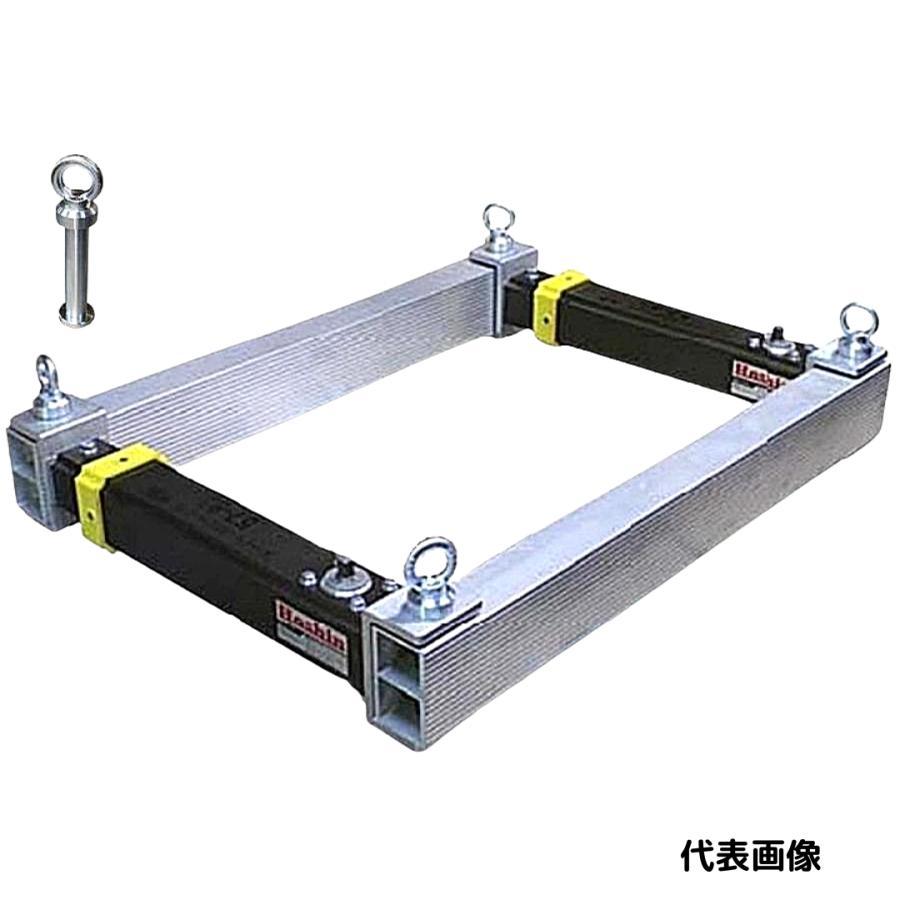 つっぱり名人1010A型 2J4+アルミ腹起し1.5m(1500mm) 2J用連結ピン×4本 ホーシン  Hoshin