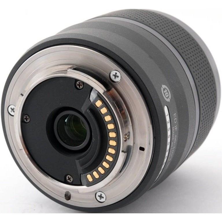 望遠レンズ ニコン ミラーレス おすすめ Nikon 1 NIKKOR VR 30-110 ブラック|i-camera-shop|04
