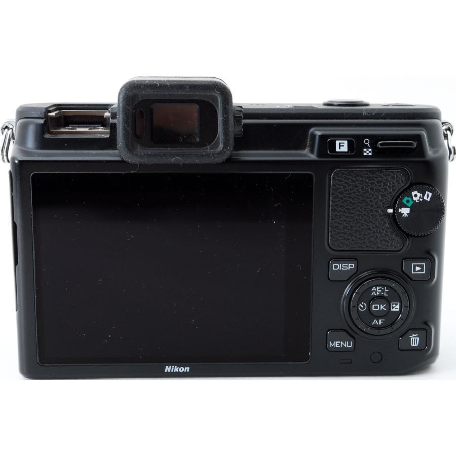 ニコン ミラーレス Nikon 1 V1 ブラック レンズキット スマホに送れる 中古|i-camera-shop|05