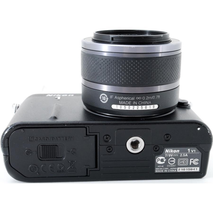 ニコン ミラーレス Nikon 1 V1 ブラック レンズキット スマホに送れる 中古|i-camera-shop|08
