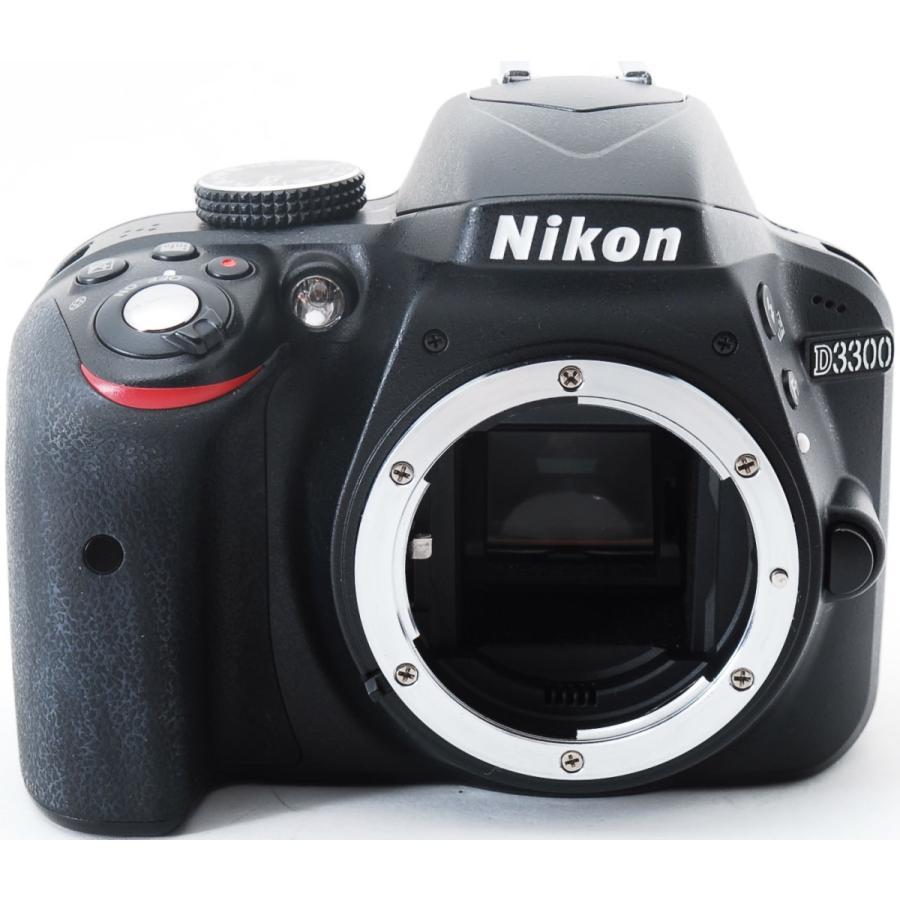 ニコン デジタル一眼 Nikon D3300 レンズキット スマホに送れる 中古|i-camera-shop|03