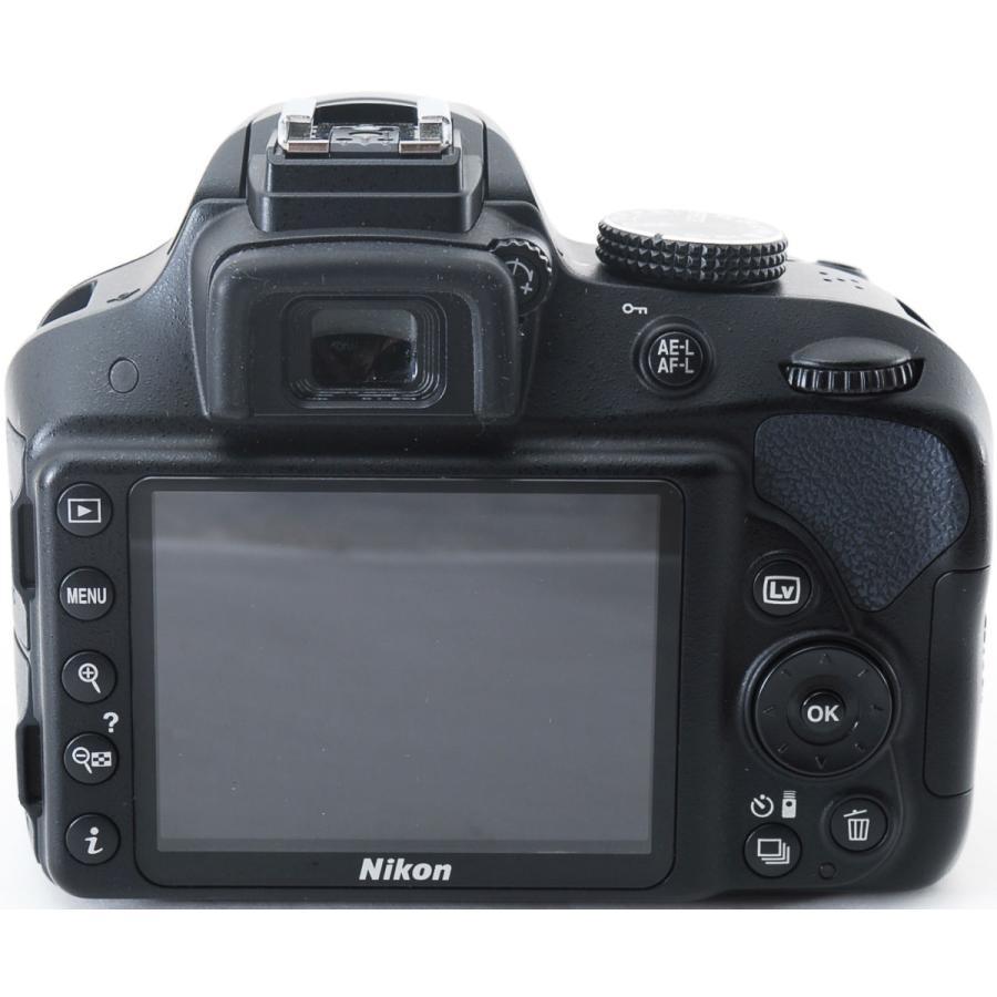 ニコン デジタル一眼 Nikon D3300 レンズキット スマホに送れる 中古|i-camera-shop|04