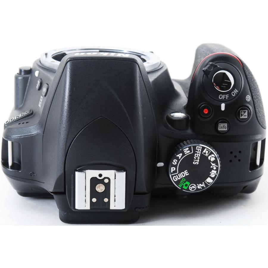 ニコン デジタル一眼 Nikon D3300 レンズキット スマホに送れる 中古|i-camera-shop|05