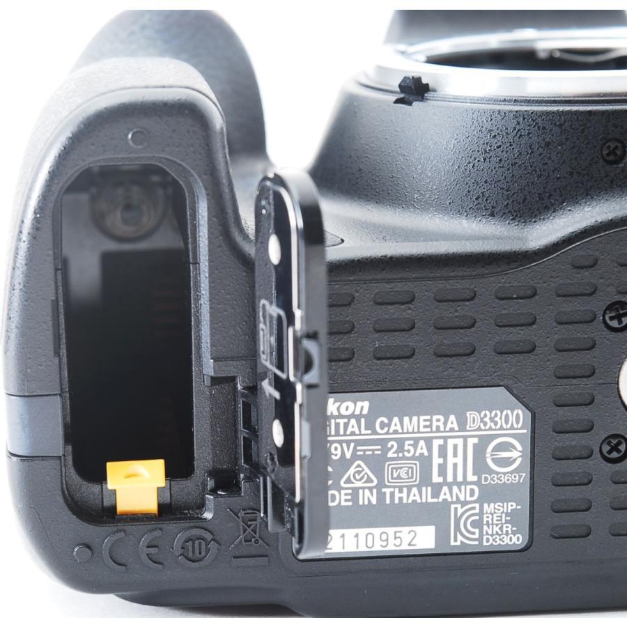 ニコン デジタル一眼 Nikon D3300 レンズキット スマホに送れる 中古|i-camera-shop|07