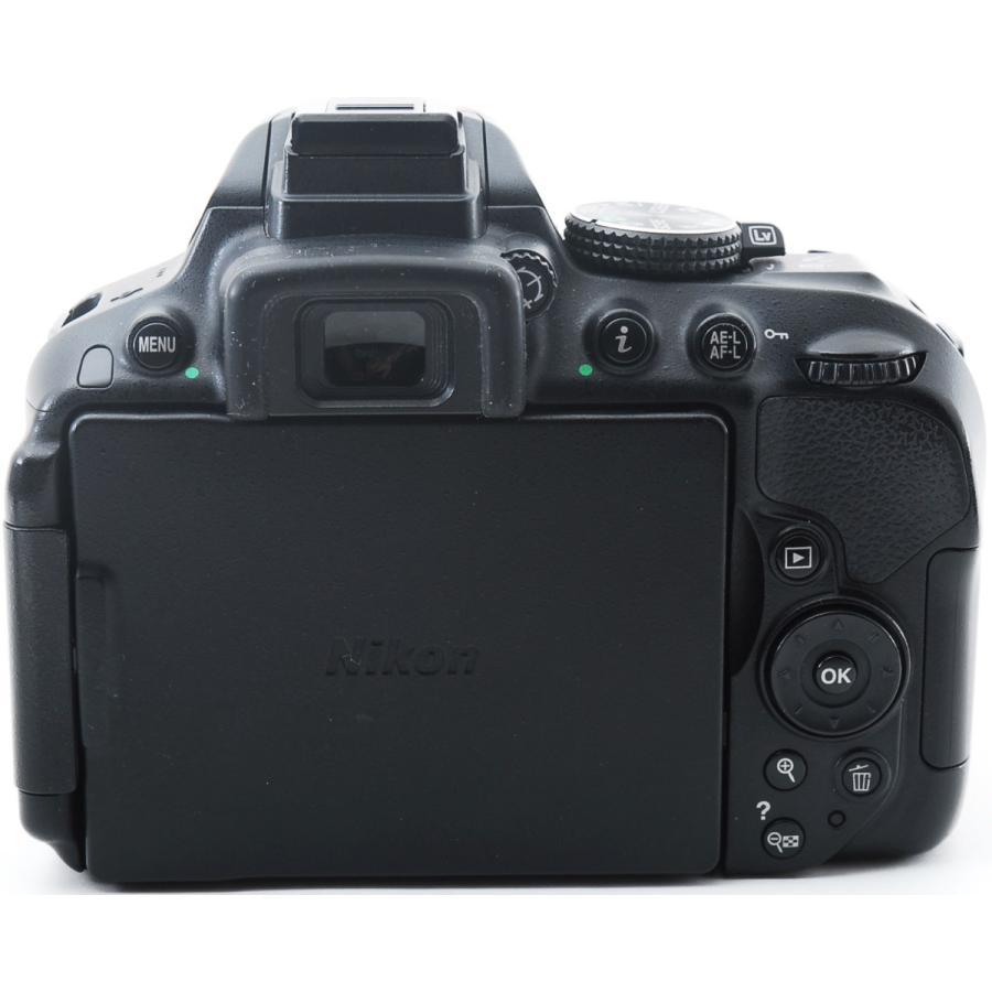 ニコン デジタル一眼 Nikon D5300 レンズキット ブラック Wi-Fi搭載 中古|i-camera-shop|04
