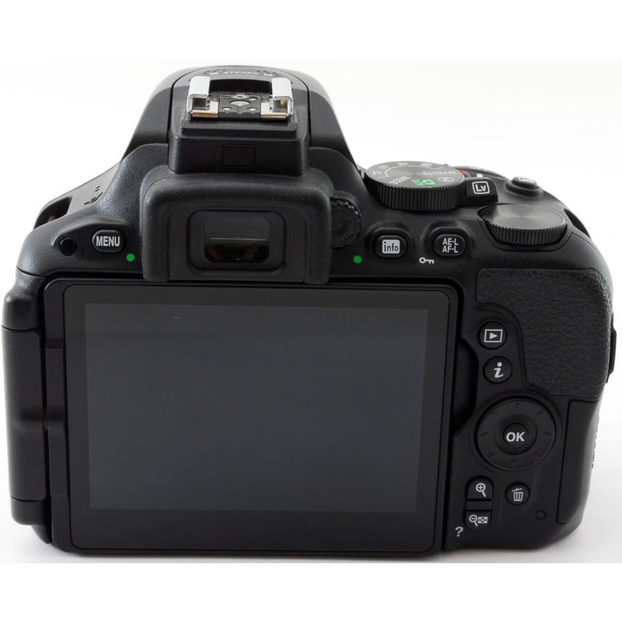 ニコン Nikon デジタル一眼 D5500 ボディ ブラック Wi-Fi搭載 中古 おまけ付き i-camera-shop 02