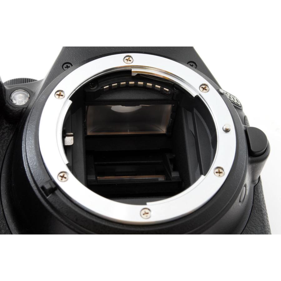 ニコン Nikon デジタル一眼 D5500 ボディ ブラック Wi-Fi搭載 中古 おまけ付き i-camera-shop 05