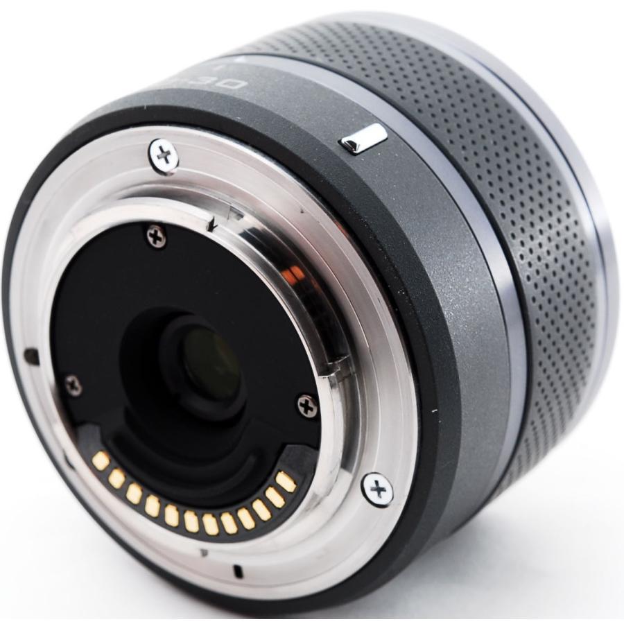 ニコン ミラーレス Nikon 1 J1 標準ズームレンズキット ブラック スマホに送れる i-camera-shop 10
