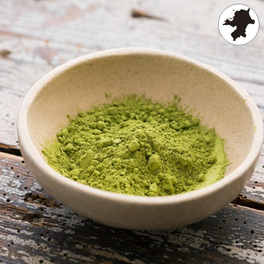 無農薬お茶【粉末50g】水と混ぜるだけですぐ飲める! 食べられる土で育った安心の茶葉の栄養をまるごといただけます i-crtshop