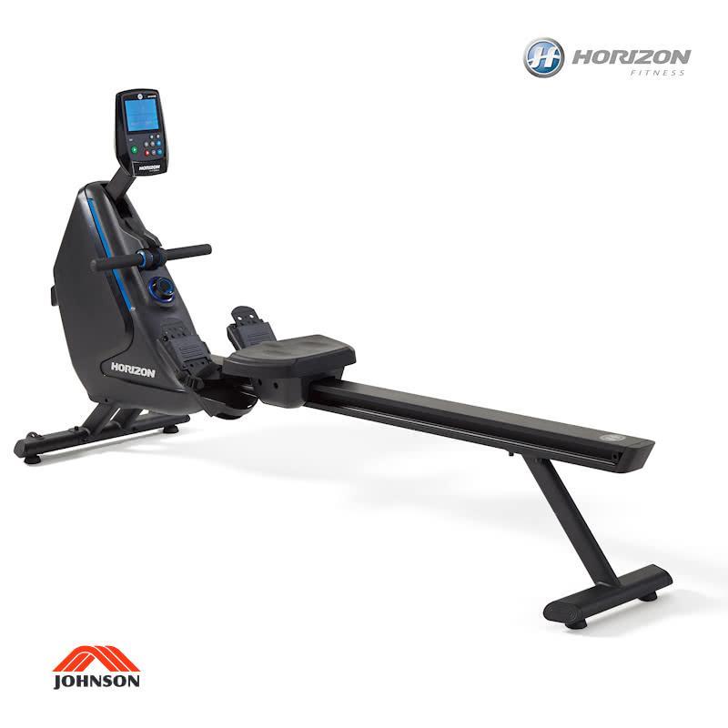 OXFORD 6 ローアーマシン HORIZON ボート漕ぎ運動 家庭用 ローイングマシン ViewFit対応