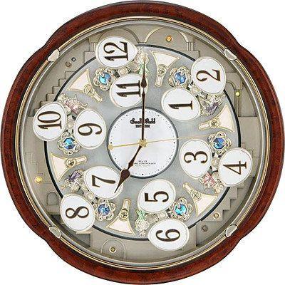 スモールワールドコンベルS からくり電波時計