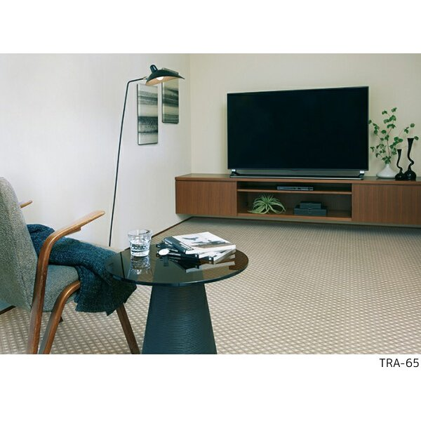 アスワン YES イスラエル製カーペット アストレイト 中京間7.5畳 273×455cm