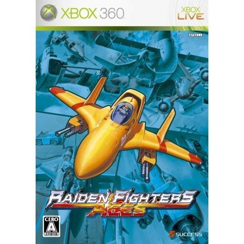 ライデンファイターズ エイシス XBOX360 北米版