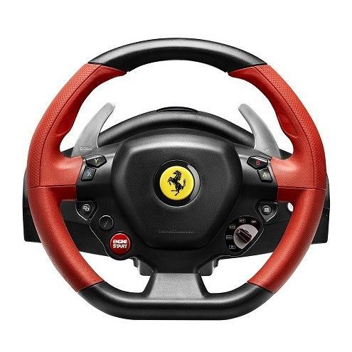 スラストマスター THRUSTMASTER Ferrari 458 Spider RACING WHEEL (XBOX ONE)