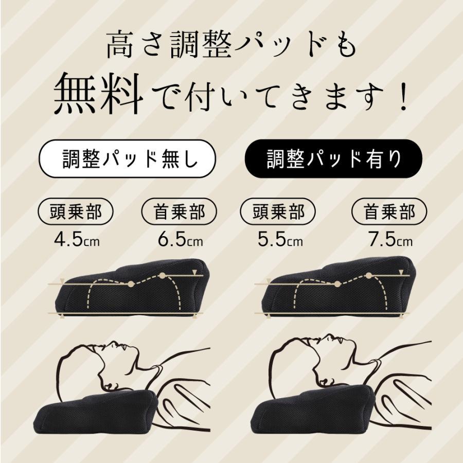 枕 まくら ストレートネック 肩こり 首こり ピロー 整体師 おすすめ ストレートネック RAKUNA整体枕|ibiki-kenkyujyo|14