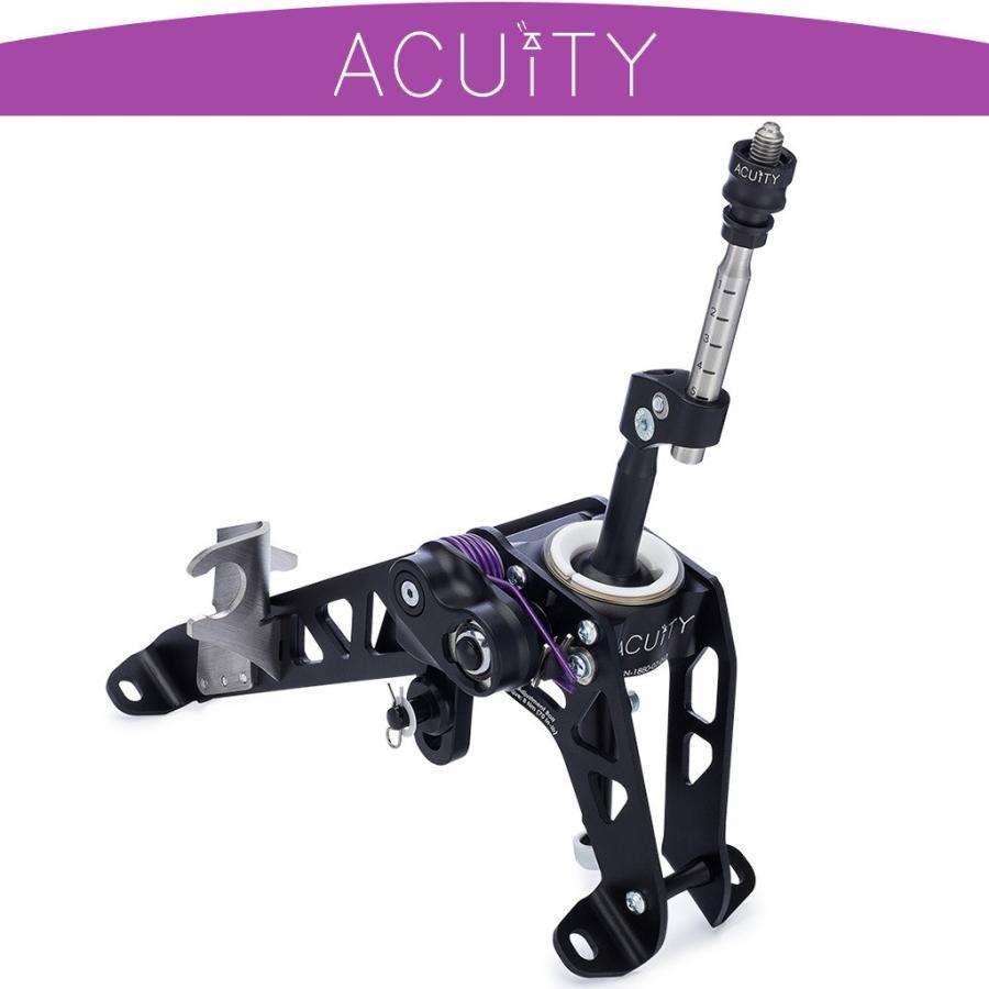 ACUITY 9代目 ホンダ シビック FB型 2011-2015年 MT専用 アジャスタブル ショート シフター アッシー
