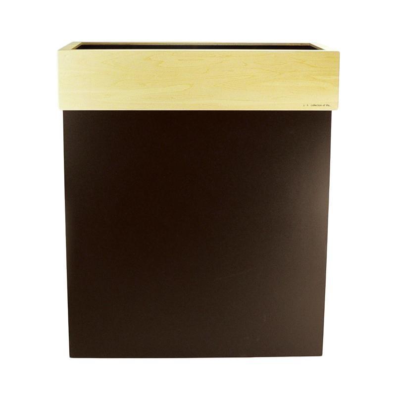 (予約商品)(送料無料)ヤマト工芸 HANGER DUST W YK06-109 ブラウン ブラウン ブラウン c84