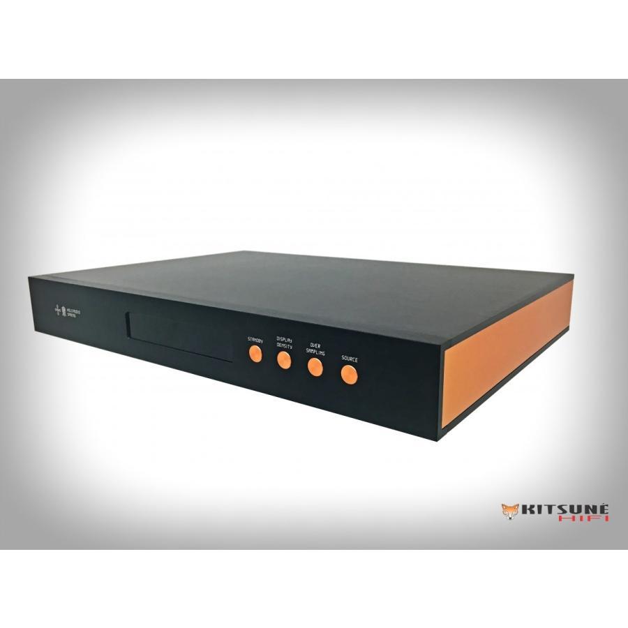 Holo Audio SPRING 2 (Gen2) DAC Level 1|icat