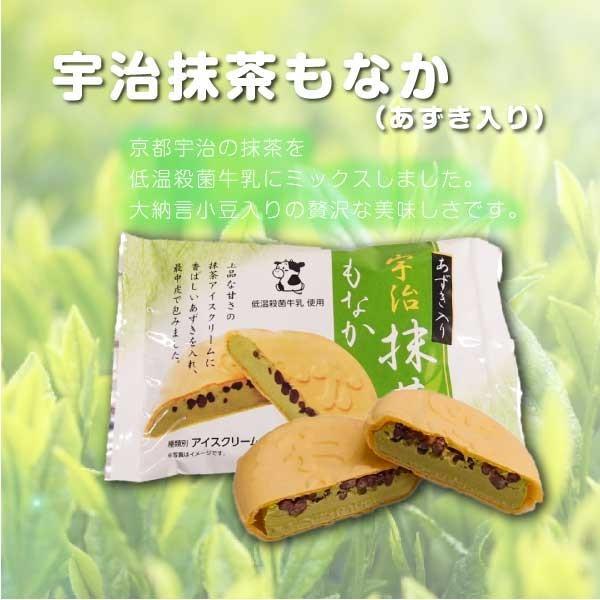アイス ギフト ご当地 お取り寄せ 丹波篠山 黒豆 低温殺菌 牛乳:もなか 6ケ ice-sasayama 04