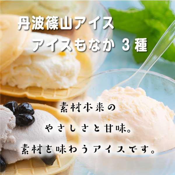 アイス ギフト ご当地 お取り寄せ 丹波篠山 黒豆 低温殺菌 牛乳:もなか 6ケ ice-sasayama 05