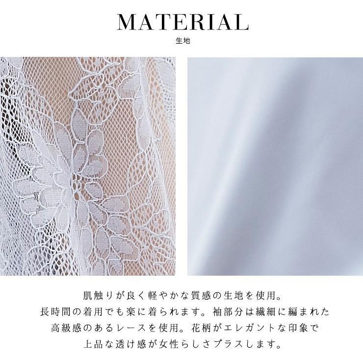 ワンピース パーティードレス 花柄 シースルー 結婚式 ドレス yimo105011 icecrystal 08