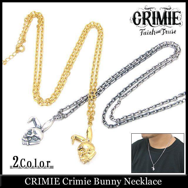 【数量限定】 クライミー CRIMIE ネックレス メンズ クライミー バニー(crimie Crimie Bunny Necklace アクセサリー), パネルデポ 9cca3900