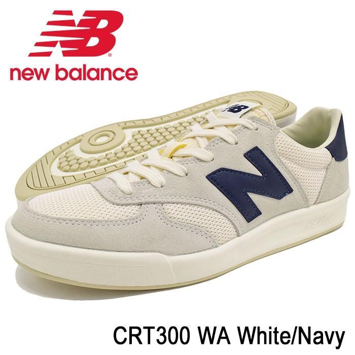 331f59c1dddf ニューバランス new balance スニーカー メンズ 男性用 CRT300 WA White Navy(newbalance CRT300 WA  ...