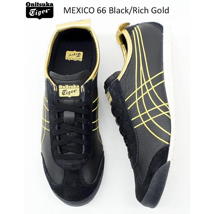 onitsuka mexico 66 black gold 001