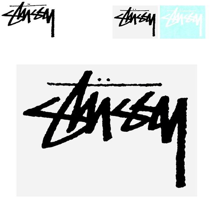 ステューシー ステッカー STUSSY Small 評価 Original Stock stussy sticker 小物 シール USAモデル メンズ 正規 男性用 137269 格安