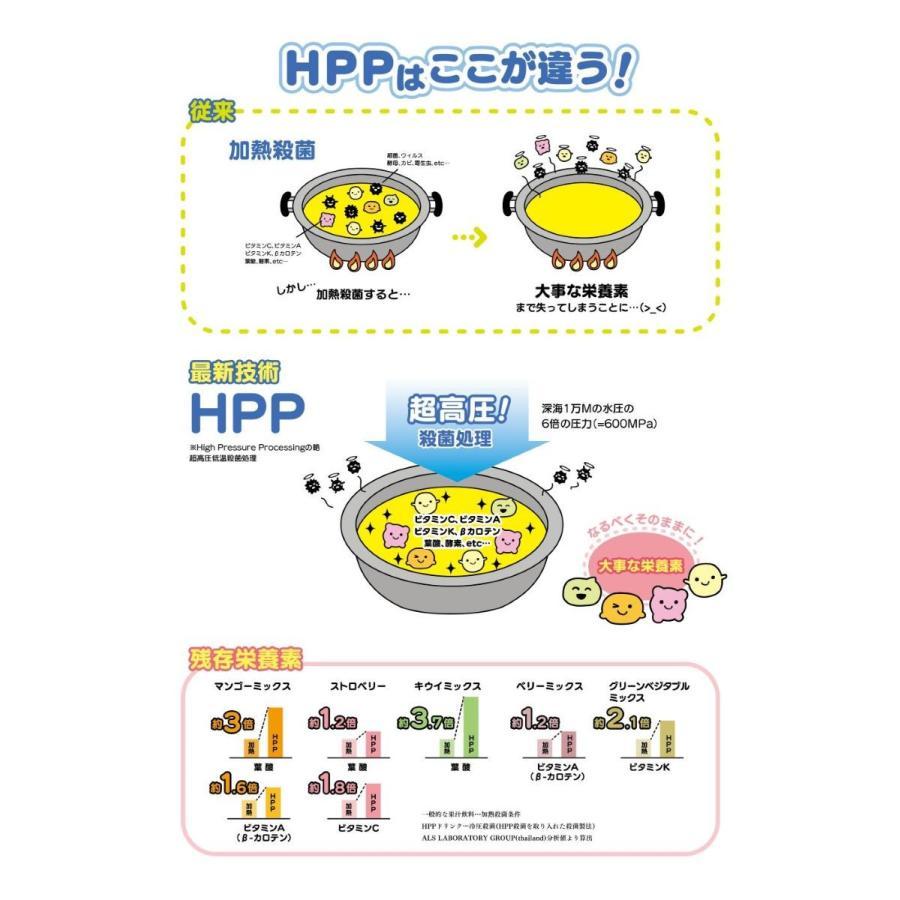 コールドプレス ジュース FOOD BOAT HPPdrink 5個入りギフトセット 健康 美容 ダイエット デトックス効果 美肌|iceselection|03