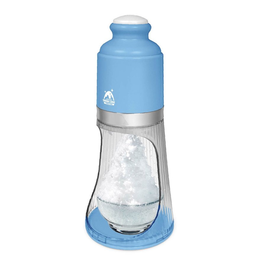 電動かき氷機 ふわシャリスノーコーン 電動かき氷器 ふわふわ シャリシャリ 2種類から選べる 氷かき機 HAC HAC2848|ichibankanshop|03
