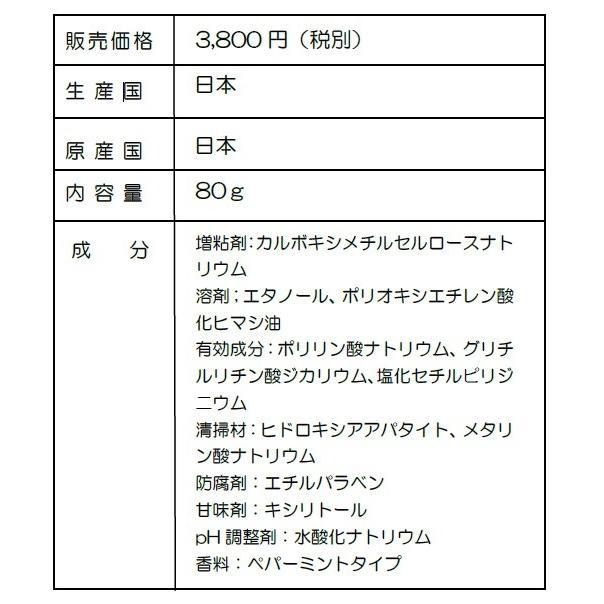 オーソ・スマイル ホワイトニング ポリリン酸 歯磨き粉 JOYinternational|ichigo-japan|02