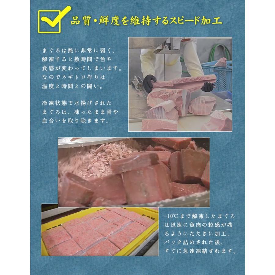 マグロ まぐろ 海鮮丼 天然マグロ粗挽きネギトロ100g×2パック 送料無料《ref-nd1》〈nd1〉yd5[[ネギトロ100g-2p] ichijyo 11