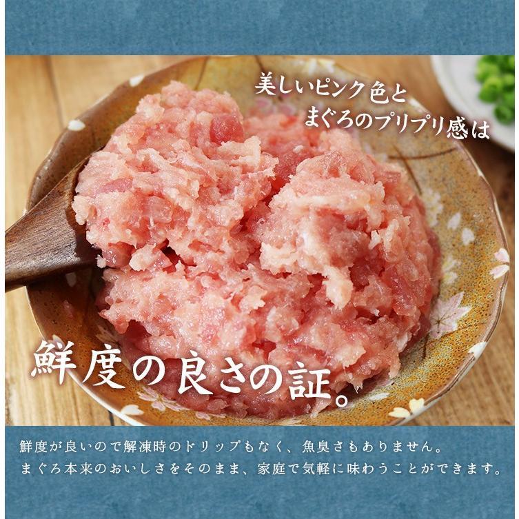 マグロ まぐろ 海鮮丼 天然マグロ粗挽きネギトロ100g×2パック 送料無料《ref-nd1》〈nd1〉yd5[[ネギトロ100g-2p] ichijyo 12