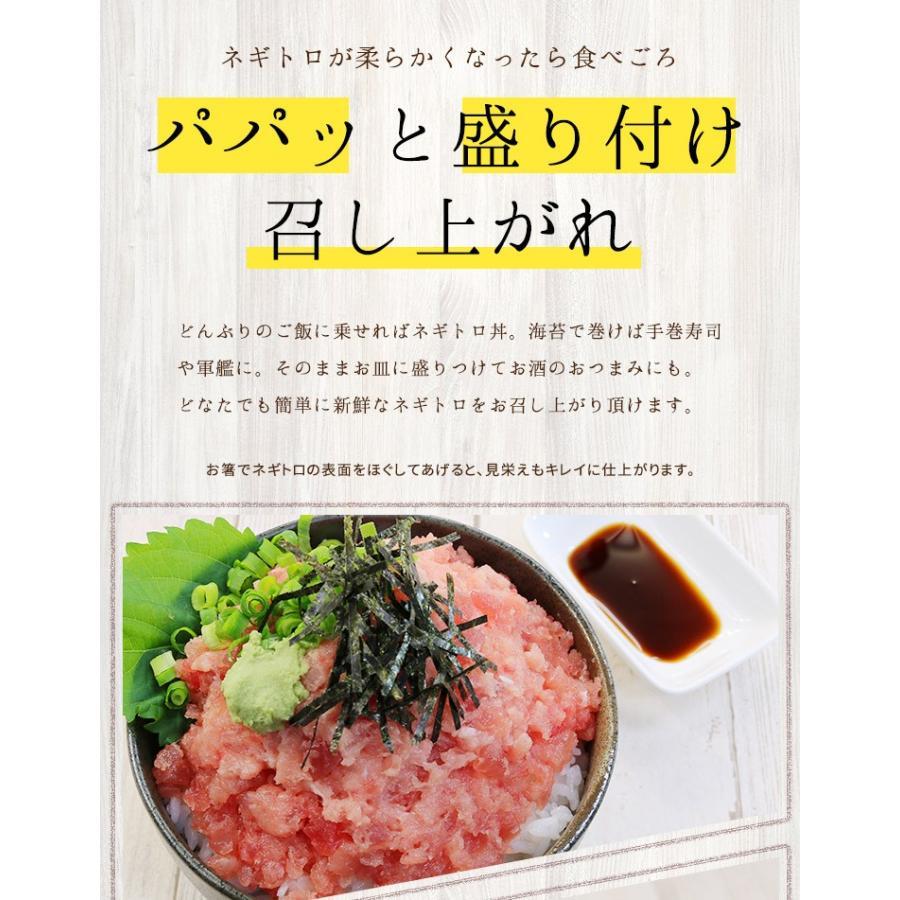マグロ まぐろ 海鮮丼 天然マグロ粗挽きネギトロ100g×2パック 送料無料《ref-nd1》〈nd1〉yd5[[ネギトロ100g-2p] ichijyo 15
