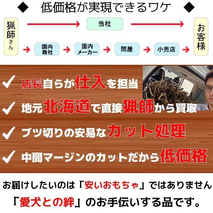北海道産★鹿の角★ 20〜25cm大型犬〜中型犬犬のおもちゃ・おやつ送料無料 エゾシカ!ドッグガムデンタルケア口臭対策鹿角サステナブル・SDGsアスミライ|ichikawa929|10