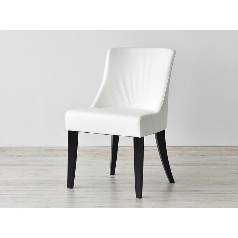 ダイニングチェア 椅子 イス アルテ 革ホワイト 大塚家具(IDC OTSUKA)