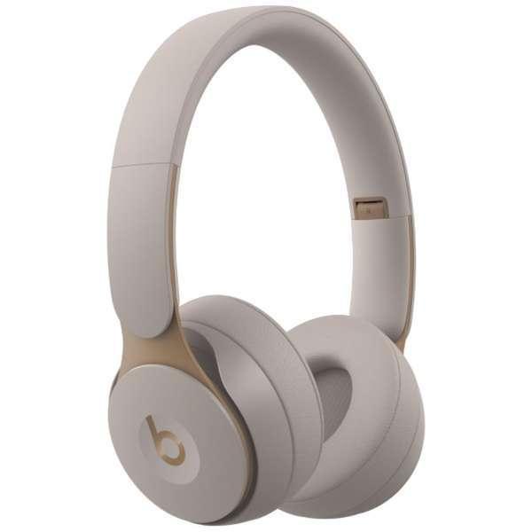 ヘッドフォン お中元 Beats Solo Wireless 当店一番人気 ワイヤレスノイズキャンセリングヘッドホン Pro