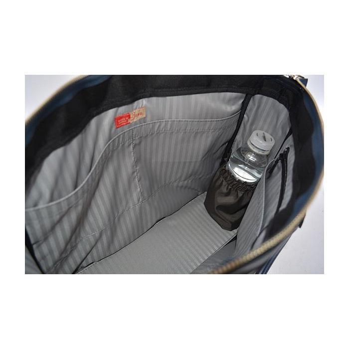 トートバッグ 02771 プレムエディター PREM-EDITOR  デニムシリーズ 2WAY ショルダーバッグ ビジネスバッグ メンズ 撥水 岡山デニム 日本製 送料無料 ideal-bag 04