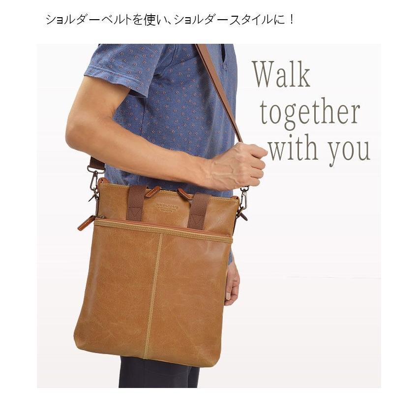 ショルダーバッグ ビジネスバッグ ブレリアス【26674】 日本製 メンズ レディース かばん カバン 鞄 ギフト プレゼント 父の日 敬老の日 送料無料|ideal-bag|06