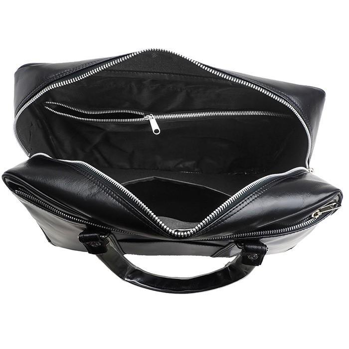 銀行ボストン ビジネスバッグ 10445 業務用 ボストンバッグ ボストンバック メンズ b4 銀行 日本製 豊岡製 42cm  送料無料 ideal-bag 04