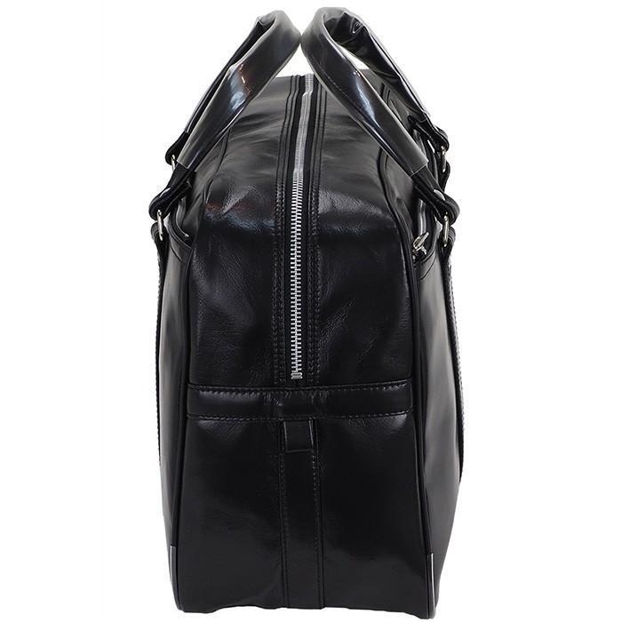銀行ボストン ビジネスバッグ 10445 業務用 ボストンバッグ ボストンバック メンズ b4 銀行 日本製 豊岡製 42cm  送料無料 ideal-bag 09