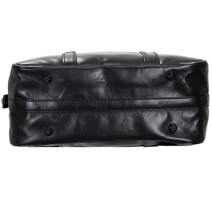 銀行ボストン ビジネスバッグ 10445 業務用 ボストンバッグ ボストンバック メンズ b4 銀行 日本製 豊岡製 42cm  送料無料 ideal-bag 10