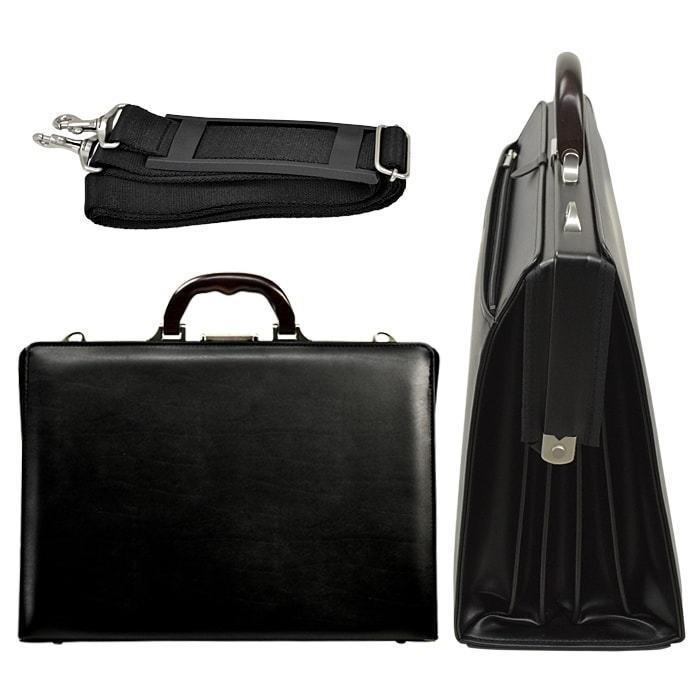 ダレスバッグ ビジネスバッグ J.C HAMILTON 日本製 豊岡製鞄 口枠 B4ファイル収納可能 42cm メンズ 22307|ideal-bag|04