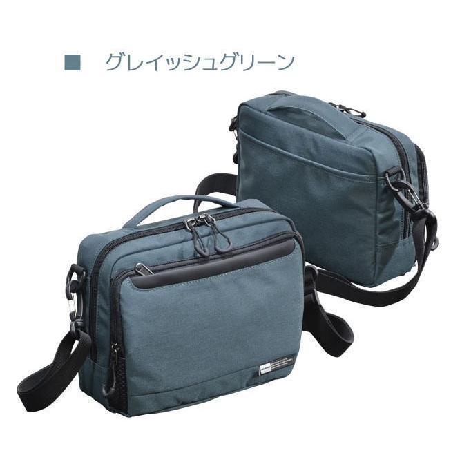 ショルダーバッグ  横型ショルダーS NEOPRO KARUXUS 2-084 ポケット収納 フレーム構造  メンズ かばん カバン 鞄 プレゼント ギフト 父の日 誕生日  送料無料|ideal-bag|11