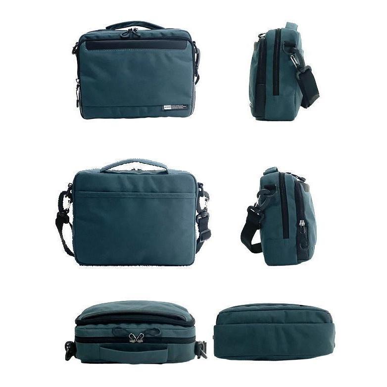 ショルダーバッグ  横型ショルダーS NEOPRO KARUXUS 2-084 ポケット収納 フレーム構造  メンズ かばん カバン 鞄 プレゼント ギフト 父の日 誕生日  送料無料|ideal-bag|12