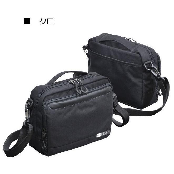 ショルダーバッグ  横型ショルダーS NEOPRO KARUXUS 2-084 ポケット収納 フレーム構造  メンズ かばん カバン 鞄 プレゼント ギフト 父の日 誕生日  送料無料|ideal-bag|09