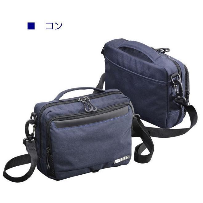 ショルダーバッグ  横型ショルダーS NEOPRO KARUXUS 2-084 ポケット収納 フレーム構造  メンズ かばん カバン 鞄 プレゼント ギフト 父の日 誕生日  送料無料|ideal-bag|10